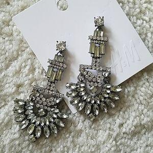 H&M Chandelier Earrings
